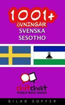 1001+ Ovningar Svenska - Sesotho