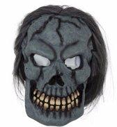 Halloween - Horror masker schedel voor volwassenen