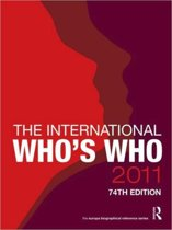 The International Who'S Who