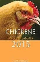 Chickens Weekly Planner 2015