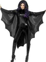 Zwarte Vampier Vleermuis Vleugels
