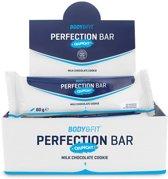 Body & Fit Perfection Bars Crunchy - Eiwitreep - 1 doos (12 eiwitrepen) - Milk Chocolate Cookie