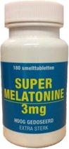 Melatonine 3 mg (180 smelttabletten)