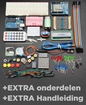 Arduino starter kit Genuino V7 - UNO R3 ATmega328P