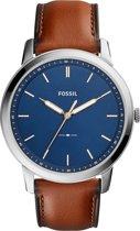 Fossil Casual horloge  - Bruin