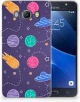 Samsung Galaxy J5 2016 Uniek TPU Hoesje Space