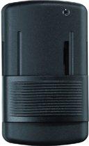 Relco LED vloerdimmer 230V Zwart LED 4-100W Halogeen 40-250W 150x45x29mm