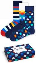 Happy Socks Classic Mix Giftbox - Maat 36-40