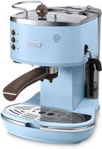 De'Longhi Icona Vintage ECOV311.AZ - Pistonmachine -  Licht Blauw