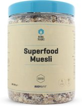 Body & Fit Superfoods Superfood Muesli - 500 gram