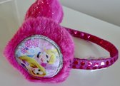 Roze BlingBling oorwarmers van Disney Princess