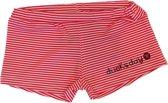 Ducksday - UV short kids - Red stripe