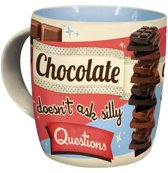 Chocolate- doesn't ask Mok, Amerika USA