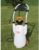 Trolley drukspuit 12 liter - rugvriendelijk