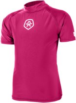 Color Kids Timon SS Tee UPF 50+ Junior Zwemshirt kind - Maat 98  - Unisex - roze