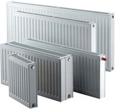 BeauHeat Type 22 Paneelradiator, 50 x 80 cm, 1149W, Wit