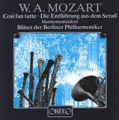 Mozart Cosi, Entfuhrung-Harmonie