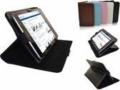 Universele Multi-stand Case voor 7 inch Tablet en eReader, zwart , merk i12Cover