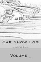 Car Show Log