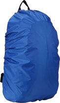 Universele backpack/rugzak regenhoes 35L - Blauw