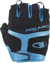 Lizard Skins Fietshandschoenen Aramus Gc Zwart/blauw Maat 11