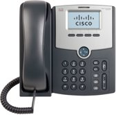 1 Line IP Phone with Display PoE PC Port