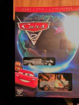 CARS 2 DVD FR + FIGURINES