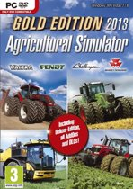 Agricultural Simulator 2013 - Gold Edition - Windows