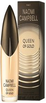 Naomi Campbell Queen Gold - 50 ml - Eau de toilette