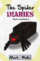 The Spider Diaries, Book 2 and Book 3