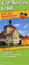 Rad- und Wanderkarte Bamberger Land 1 : 50 000