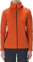 Peak Performance - Goldeck Hooded Zipped Mid-Layer - Dames - maat M