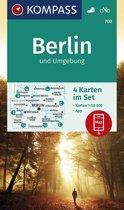 Berlin und Umgebung 1:50 000