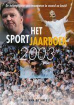 Het Sportjaar 2003