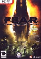 F.E.A.R.  First Encounter Assault And Recon FEAR - Windows