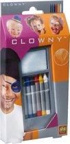 Ses Clowny Schminkstift 6 kleuren
