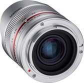 Samyang 8mm F2.8 Umc Fisheye II - Prime lens - geschikt voor Sony Systeemcamera - Zilver