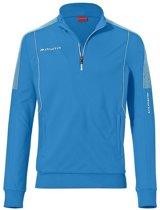 Masita Barca Zip-Sweater - Sweaters  - blauw licht - S