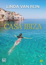 Casa Ibiza - grote letter uitgave