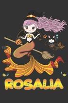 Rosalia: Rosalia Halloween Beautiful Mermaid Witch Want To Create An Emotional Moment For Rosalia?, Show Rosalia You Care With