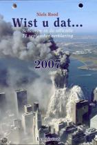 Wist u dat... scheurkalender 2007