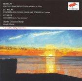 Mozart, Bach, Vivaldi: Orchestral Works