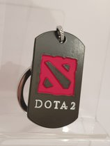 Dota 2 - Sleutelhanger - Keychain - Merchandise - Game - 5V5 - The Ancient