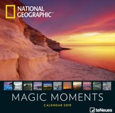 Magic Moments National Geographic Kalender 2019