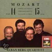 Mozart: String Quartets Nos. 14, 15