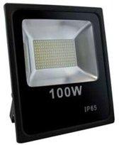 100W LED SMD Schijnwerper Koud Wit 6400K IP65