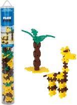 Plus-Plus Mini - Koker Giraffe - 100 stuks