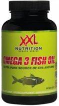 XXL Nutrition - Omega 3 - 100 softgels - Speciaal Voor Sporters