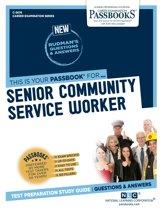 Senior Community Service Worker