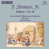 Strauss Jr. J.: Edition Vol.38